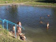 На яких водоймах Волині безпечно купатись