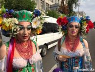 Травесті-українки і ЛГБТ-колона військових: як проходить «Київ Прайд» (наживо)