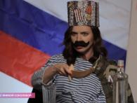 «Вусата» Соколова у папасі яскраво потролила «козачків ЛНР» (відео 18+)