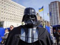 До парламенту знову балотується мешканець Києва Дарт Вейдер