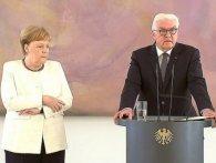 Меркель знову стало зле на офіційному заході (відео)