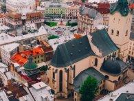 Львівські під'їзди, у які варто потрапити (фото)
