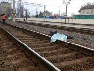 На Львівщині потяг переїхав на смерть молодика