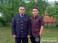 Син волинського поліцейського вийшов у суперфінал талант-шоу (відео)