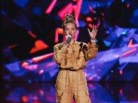 Донька Кошового – у фіналі «Голос. Діти» (фото, відео)