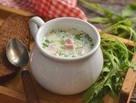 Смачнючий холодний суп рятує від спеки: як приготувати окрошку