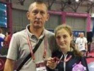 Юна волинянка виборола «бронзу» на чемпіонаті Європи