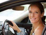 «Досвідчена» Осадча пересіла на Jaguar за три мільйони (фото)
