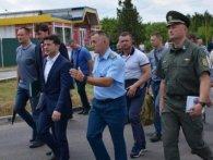 Президент «попросив» звільнитися керівників Волинської та Львівської митниць