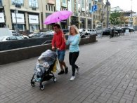 Синоптики: «Вереснева свіжість» навідалась в Україну надовго