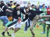 В Мексиці футбольний турнір переріс в грандіозну бійку  (відео)