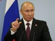 Путін «на колесах» став посміховиськом інтернету (відео)