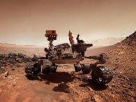 Розлючені уфологи не знають, як реагувати на ширяючого орла на Марсі (фото)