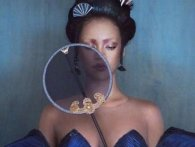 Ріанна приміряла образ китайської принцеси (фото)