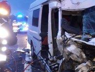 В Польщі розбився автобус з українцями. Є жертви (фото)
