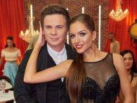 «У цьому була містика»: Дмитро Комаров розповів про знайомство з дружиною-моделлю (фото)