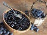 Найкращі рецепти варення із чорниці