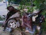 Не впоралася з керуванням: у Львові загинула 21-річна водійка