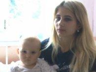 Висів на одній руці на шнурку: історія падіння немовляти з вікна луцької багатоповерхівки (відео)