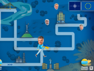 PoliticalKombat: Порошенко із Коломойським стали героями комп'ютерної гри