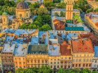 10 українських міст, які не поступаються європейським курортам