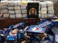 50 кілограмів: у супермаркеті замість прального порошку продавали кокаїн