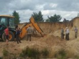 Через зсув піску на Рівненщині загинула дитина