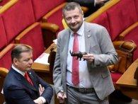 Неждано-негадано: Мосійчук знявся з виборів на користь «матюкливого» журналіста (відео)