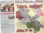 Закарпаття під стягом Угорщини: СБУ відкрила кримінал за сепаратизм