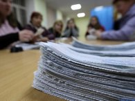 В Україні парламентські вибори-2019: як голосує політична еліта ( відео)