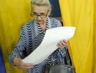 На Рівненщині на дільниці влаштували кастинг між виборцями