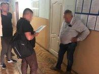 Рівненський директор погорів на солідному хабарі (фото)