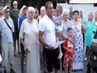 В Криму люди бунтують проти окупантів (відео)