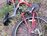 На Рівненщині BMW збив восьмирічного велосипедиста (фото)