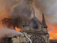 Собор Паризької Богоматері може обвалитися через спеку