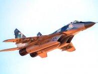 На аеродром під Луцьком перебазувалися перші винищувачі МіГ-29 (відео)