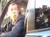 Спецназівці заарештували патрульних, бо ті зупинили авто генерала (відео)