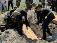 На Львівщині урочисто перепоховали 29 воїнів дивізії «Галичина» (фото)