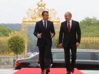 До Франції на зустріч з Макроном планує приїхати Путін