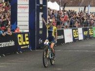 Лучанка стала срібною призеркою чемпіонату Європи
