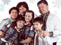 Порошенко з родиною виїхав з України