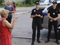 Акція «Безпечний двір – безпечне місто!» мандрує Луцьком