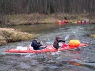 На байдарках у Чорнобильській зоні: нові туристичні маршрути