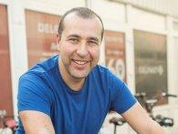 Перетворивши велосипед на не бачене у світі диво техніки, українець потрапив до Книги рекордів Гіннесса (фото)