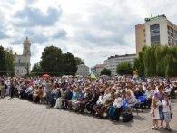 Луцьк на святкування Дня Незалежності витратить 40 тисяч гривень