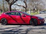 Епік-фейл: угнали розряджену Tesla