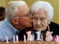 Назвали, яку групу крові має більшість довгожителів