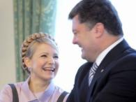 Порошенко хоче подружитися із Вакарчуком і Тимошенко