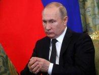 «Впав до мінімуму»: рейтинг Путіна вперше  за 18 років реально знизився