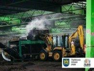 У Львові створили першу станцію компостування органічного сміття
